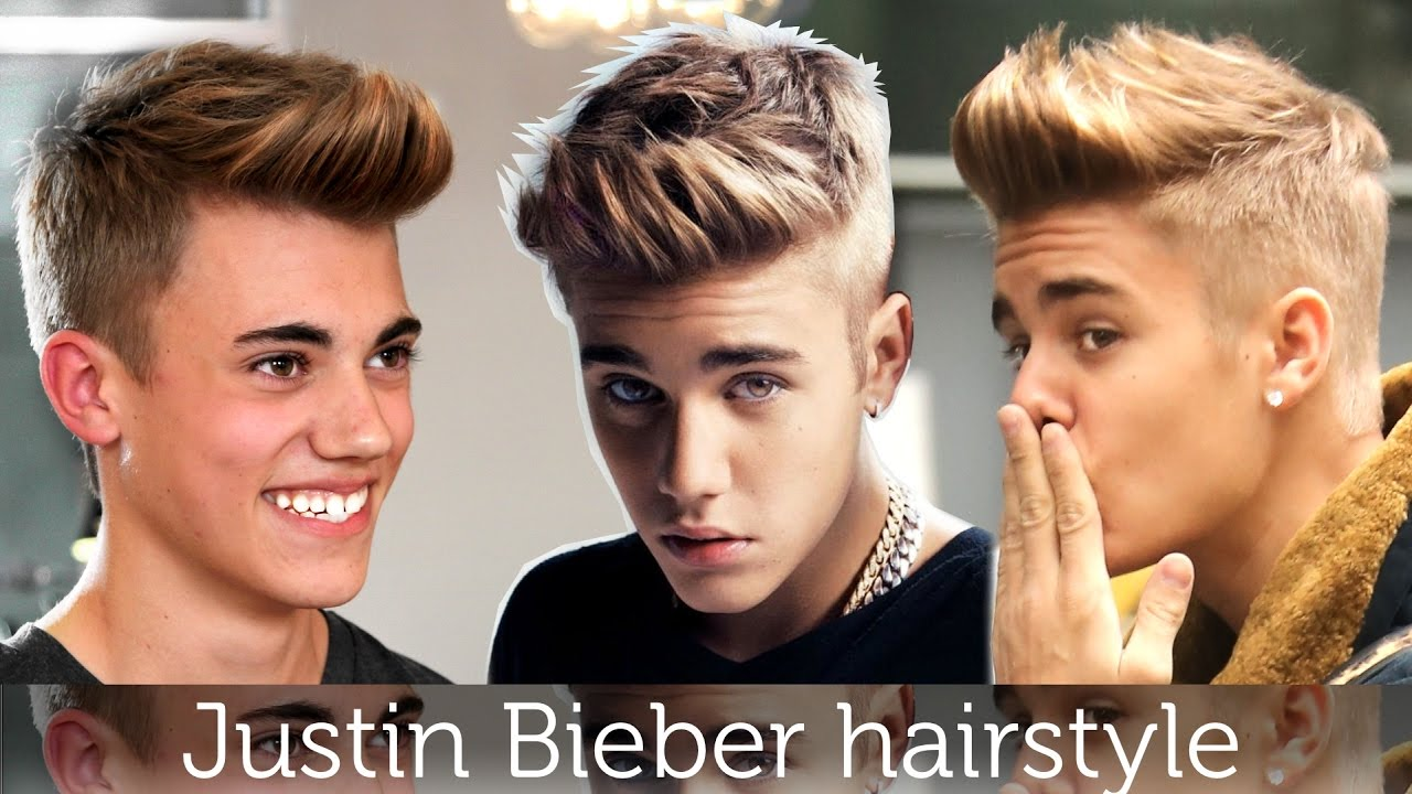 Justin Bieber Hair Tutorial Deplx